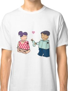 Love is Sacrifice Classic T-Shirt