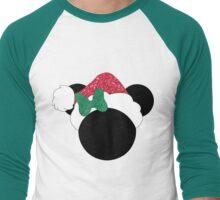 Her Christmas Men's Baseball ¾ T-Shirt