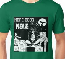 HALLOWEEN MORE BOOS, PLEASE Unisex T-Shirt