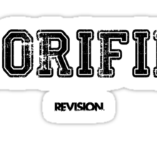 Glorified Sticker