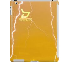 Block b- Lightning iPad Case/Skin