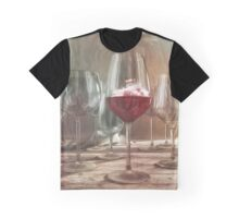 Any Port in a Storm Graphic T-Shirt