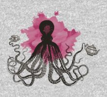 Octopus Tea Party by Allice