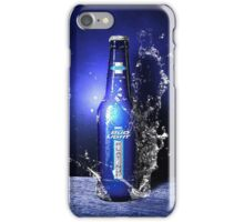 Bud Light Poster iPhone Case/Skin