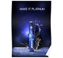 Bud Light Poster Poster