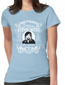 STEVIE NICKS for fans TSHIRT Womens Fitted T-Shirt
