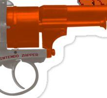 Duck Hunt gun Sticker