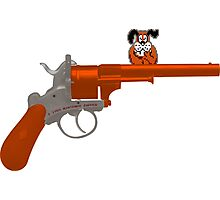 Duck Hunt gun Photographic Print