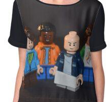 LEGO Peculiar Things Chiffon Top