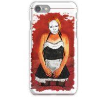 Maid Mask iPhone Case/Skin