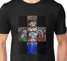 Nativity Cross Unisex T-Shirt