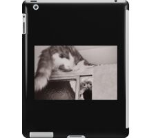 Moments With Max... iPad Case/Skin