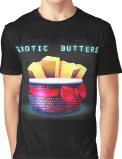 Exotic Butters Graphic T-Shirt