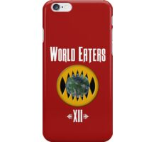 World Eaters XII - Warhammer iPhone Case/Skin