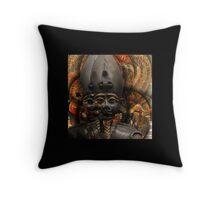 Egyptian Gods Throw Pillow