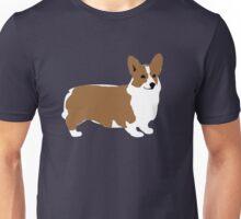 cute corgi welsh pembroke Unisex T-Shirt