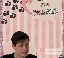 My Teenwolfed Valentine [You Make Me Feel Younger] by thescudders