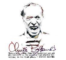 Bukowski - Writers by Rebel Rebel