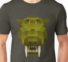 Saber Tiger - Gold Unisex T-Shirt