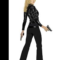 Sarah Walker by ciaca