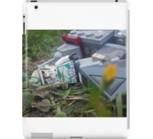 Down and out iPad Case/Skin
