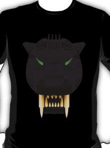 Saber Tiger - Schwarz Ver. T-Shirt
