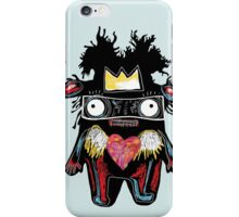 Basquiat Monster iPhone Case/Skin