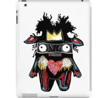 Basquiat Monster iPad Case/Skin