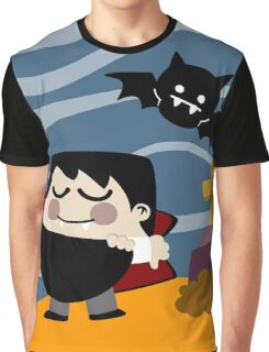 Dracula Graphic T-Shirt