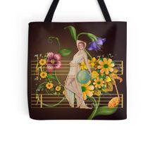 Viva La Musica Tote Bag