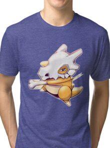 #104 - Cubone Tri-blend T-Shirt