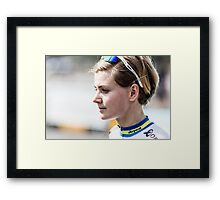 Emma Johanson (Orica-AIS) Framed Print