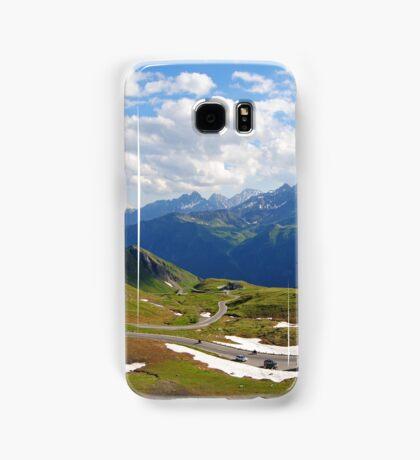 Grossglockner road in Austria Samsung Galaxy Case/Skin