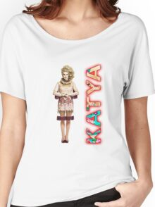 Katya Women's Relaxed Fit T-Shirt