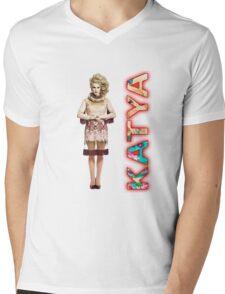 Katya Mens V-Neck T-Shirt