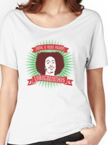 Very Merry Ludachristmas Women's Relaxed Fit T-Shirt