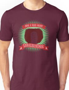 Very Merry Ludachristmas Unisex T-Shirt