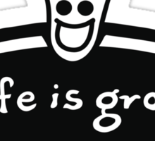 Life is Groot Sticker