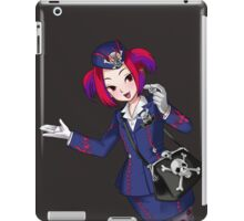 Welcome to the monsterland iPad Case/Skin