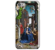 Adoration of the Kings by Gossaert iPhone Case/Skin