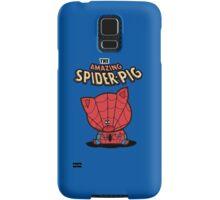 The Amazing Spider-Pig Samsung Galaxy Case/Skin