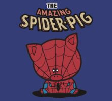 The Amazing Spider-Pig by TopNotchy