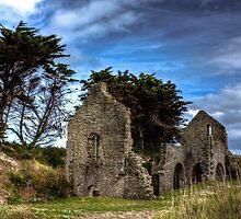 """"""" La chapelle St Anne à l'île de Batz """" by jean-jean"""