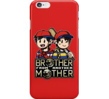 Another MOTHER - Ness & Ninten (alt) iPhone Case/Skin