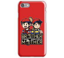 Another MOTHER - Ness & Ninten (alt) iPhone Case/Skin