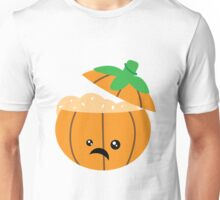 Pumpkin Brains Unisex T-Shirt
