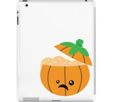 Pumpkin Brains iPad Case/Skin