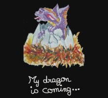 my dragon is coming by elyonfaelya