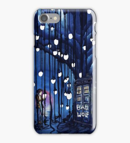 Doctor Who Journey iPhone Case/Skin