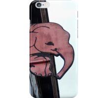 Seeing Pink Elephants? iPhone Case/Skin